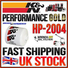 K&N HP-2004 OIL FILTER LOTUS ESPRIT S4 (082) 2.2 16V Turbo SE 05.89-09.96