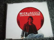 Mick Jagger-God Gave me Everything Maxi CD-Made in EU