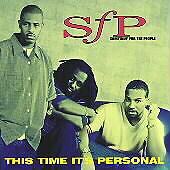 This Time It's Personal by Somethin' for the People (CD, Sep-1997, Warner Bros.)