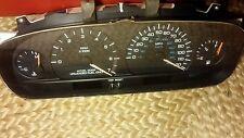 1997 - 2000 Dodge Caravan instrumental gauge clustesr speedometer Tach OEM MOPAR