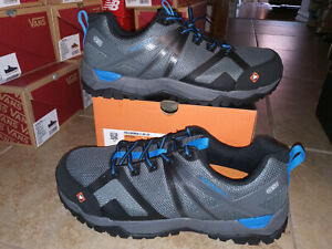 NEW $120 Mens Merrell Full Bench Superlite Alloy Toe Work Shoes, size 12