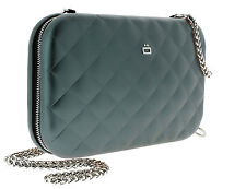 Ogon Designs Quilted Clutch Bag - Platinum NEW in BOX from France