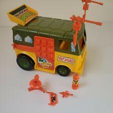 1989 TMNT Teenage Mutant Ninja Turtles Party Wagon Van Vehicle Playmates Vintage