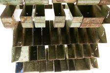 Bathey & More Industrial Parts Bin Rack Vintage Retro Steampunk