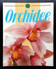 Remo Trucchi (redatto da), Orchidee, Ed. Stock Libri, 1989