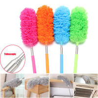 Anti-static Car Cleaning Telescopic Microfiber Duster Brush Cleaning Brushes