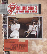 The Rolling Stones: From the Vault - Hyde Park - Live 1969 (DVD, 2015)