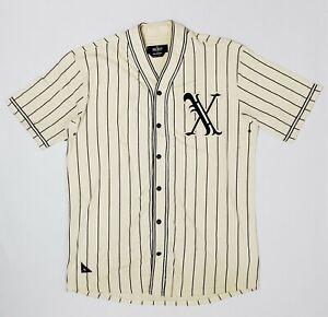 10 Deep - Yankee Pin Striped Baseball Jersey 3XL