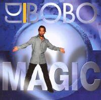 """DJ BOBO """"MAGIC"""" CD 14 TRACKS NEU"""
