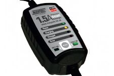 1.5A 6/12V MAINTENANCE SMART BATTERY CHARGER AGM free for car motorcycle