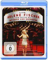 """HELENE FISCHER """"LIVE-ZUM ERSTEN MAL MIT BAND...""""BLU-RAY"""
