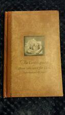 DAYSPRING White Rose Journal 2009  Scripture Quotations NKJV KJV NIV