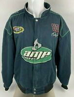 Dale Earnhardt Jr NASCAR 88 Amp Energy NATIONAL GUARD JACKET 2XL Winners Circle