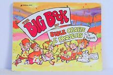 The Big Book of Bible Crafts and Projects by Joy MacKenzie 1981 NEW