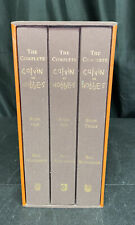 The Complete ✨CALVIN AND HOBBES✨Hardcover Box Set Collection by Bill Watterson