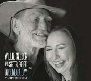 December Day - Willie Nelson CD LEGACY RECORDINGS