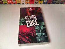NFL Rocks On The Edge Sealed VHS 1994 Football & Alt Rock w/ Pantera Interview