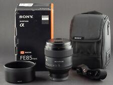 Sony FE 85mm 1.4 GM E-Mount Sony SEL85F14GM 16.08.17 FOTO-GÖRLITZ Ankauf+Verkauf