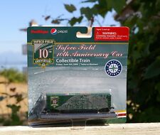 Seattle Mariners Collectible Train 2009 vs Twins Safeco Field 10th Anniversary
