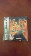 Tekken Advance (Nintendo Game Boy Advance, 2002) Sealed Free Shipping