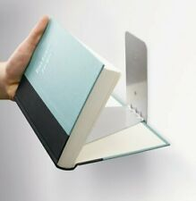 Umbra CONCEAL Invisible Floating BOOK SHELF SMALL Silver