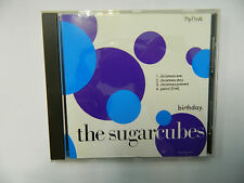 The Sugar Cubes Birthday Christmas Mix 1988 CD Single One Little Indian 7tp11cd