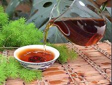 Pu erh fermented black tea brick, Grade A 250 grams bag packing