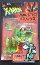 X-Men: Monster Armor - Rogue (w/Snap-On Leech-Bat Armor) Action Figure | SEALED
