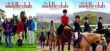 The Saddle Club Complete Season 1-3 Series TV Show Collection Episode Family Lot