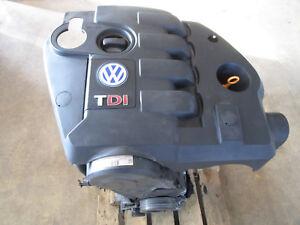 AVF 1.9TDI 131PS Motor TURBO VW Passat 3BG AUDI A4 A6 118Tkm MIT GEWÄHRLEISTUNG