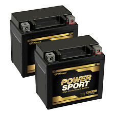 2 PACK - YTX5L-BS Replacement for YTX5L-BS 50cc 90cc ATV Scooter 12V Battery