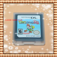 Yoshi's Island DS (Nintendo DS,2006) Game only for DS / DSi / 3DS / 2DS XL