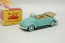 Solido Hachette 1/43 - VW Coccinelle Cabriolet 1950
