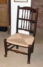LANCASHIRE SPINDLE BACK CHAIR