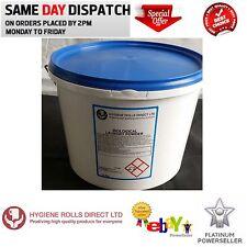 10kg Professional BIO Washing Powder 225+ washes Laundry Soap Powder