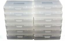 5-100 Lot Clear Cartridge Cases Nintendo Game Boy Advance GBA Games Dust Covers