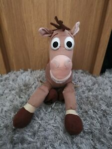 "24"" Large Bullseye Horse Disney Toy Story Soft Plush Toy Disney Store"