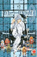 DEATH NOTE 9 RISTAMPA - PLANET MANGA PANINI ITALIANO - NUOVO