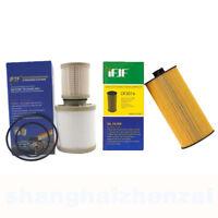 03-07 F250 F350 F450Super-Duty 6.0L Diesel Water Separator Fuel Filter 33899 3Pk