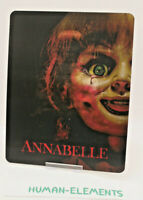 ANNABELLE - 3D LENTICULAR Flip Magnet Cover TO FIT bluray steelbook