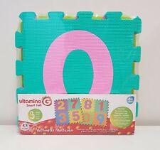 Tavolette puzzle numeri 9 pezzi 0-1-2-3-4-5-6-7-8  01226/4  Globo