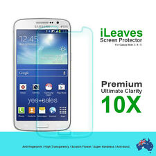 Genuine iLeaves Premium PET Soft Screen Protector for Samsung Galaxy Note 3 4 5