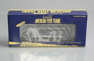 American Flyer 6-48227 S Scale New Mexico Division 2002 TTOS Car LN/Box
