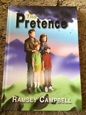 THE PRETENCE Ramsey Campbell 1st trade HC fine UK IMPORT PS PUBLISHING SIGNED