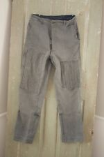 French Workwear pants   Chore  pants trousers 30 waist 1910