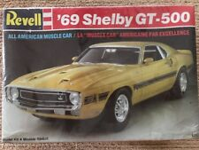Revell '69 Shelby GT-500 ~ All American Muscle Car ~ 1:25 Scale All American Car