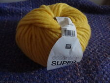 Rico Designs Essentials Super Super Chunky Ball of Wool 100g New