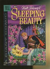 Walt Disney's Sleeping Beauty 1 FN 6.0 * 1 Book Lot * Dell 1959! Giant! Movie!