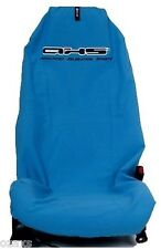 THROWOVERS 2 GENUINE CANDY BLUE FRONT & REAR AXS SEAT COVERS NOW ON SALE!!!