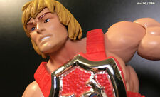 Masters of the Universe Classics Thunder Punch He-Man loose complete MOTUC
